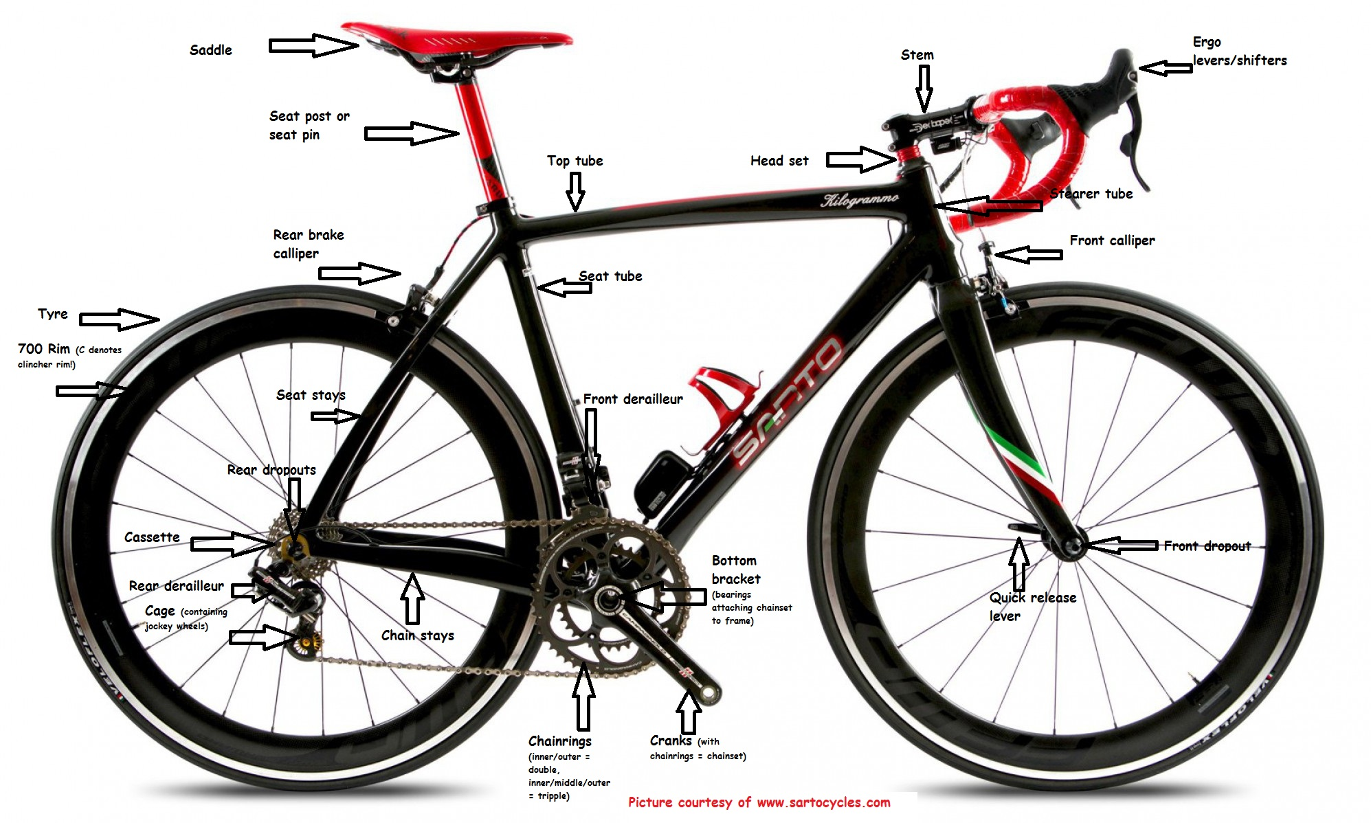 Bike Performance Parts : Tips and training coastal commando cycle challenge